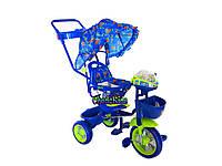 Детский трехколесный велосипед Микки Маус