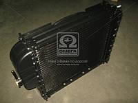 Радиатор водяного охлаждения МТЗ, Т 70 с дв.Д 240, 241 (5-и рядный) (медь-латунь) (Турция)