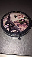 Зеркальце карманное бренд Paris