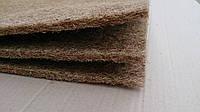 Нетканое полотно из кокосовой койры в листах 2 см 78*34