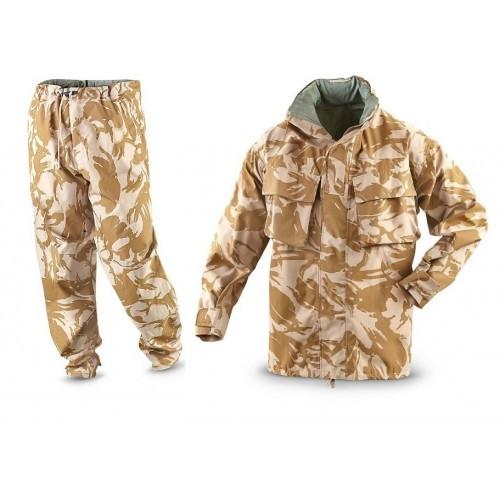 Куртка, штани Gore-tex DDPM Британської армії.
