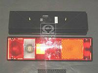 Фонарь МАЗ, КАМАЗ (ЕВРО) задний правый 24В с боковой габар. фонарем (Руденск). 7462.3716