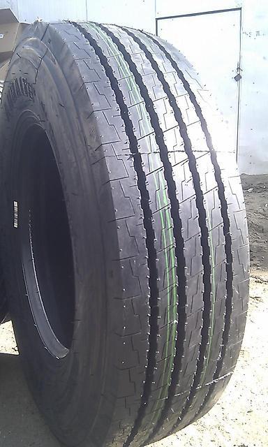 245/70 R19.5 366 136/134 М (п) (16сл.) - Annaite  Шины рулевые грузовые