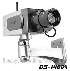 Камера муляж поворотная DS-1400A(CDS-сенсор)