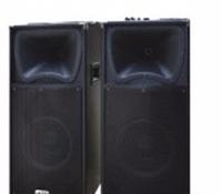 Профессиональные акустические колонки 199 B, музыкальные мощные колонки, активная акустическая серия