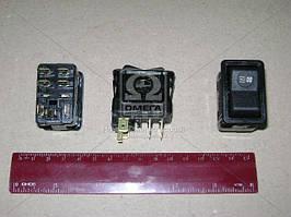 Переключатель вентилятора отопителя ГАЗ (оригинал ГАЗ). 82.3709000-06.09