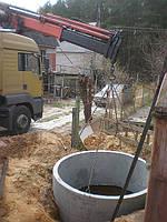 Колодцы и канализации от А до Я!