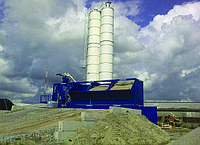 Бетоносмесительный завод БСУ Marcantonini (Италия)