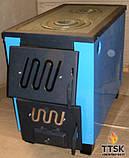 ВОГНИК КОТВ -22 КВТ котел на дві плити, фото 2