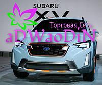 Subaru показала, как в будущем изменится кроссовер XV