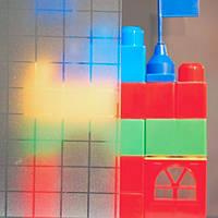 Декоративная пленка квадраты 0,92 метра, фото 1