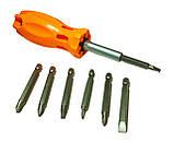 Отвертка со сменными насадками Xiteli Tools 0821, фото 2