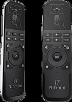 Гироскопическая миша Rii Mini i7. Для Android TV, ноутбуків і комп'ютерів, X-box 360, Smart TV, проекторів.