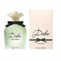 Женская туалетная вода  Dolce&Gabbana Dolce Floral Drops  ,Голландская лицензия !