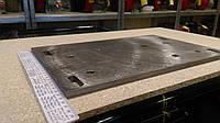 Переходная плита для тяжелого мотоблока под двигатель воздушного охлаждения.