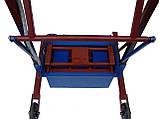 Віброверстат для виробництва шлакоблоків «ВУС-1 стандарт квадратні порожнечі », фото 3