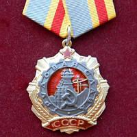 Орден Трудовая слава 1 степени (копия), фото 1