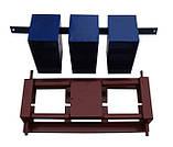 Віброверстат для виробництва шлакоблоків «ВУС-1 стандарт квадратні порожнечі », фото 5