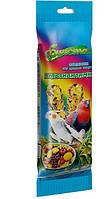 Фиеста витаминизированный корм колосок для нимф Мультивитамин 100гр, минимальный заказ 5 шт