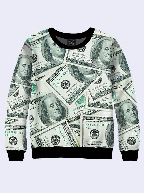 Свитшот Американская Валюта