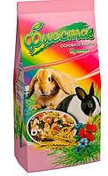 Фиеста витаминизированный корм для кроликов Кролик 650гр, минимальный заказ 5 шт