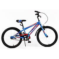 Велосипед TILLY FLASH 20  T-22041 BLUE