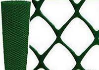 Сетка Клевер Ромб 1.5 х 10 м Темно-зеленая