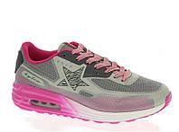 Беговые Спортивная женская обувь, кроссовки на платформе