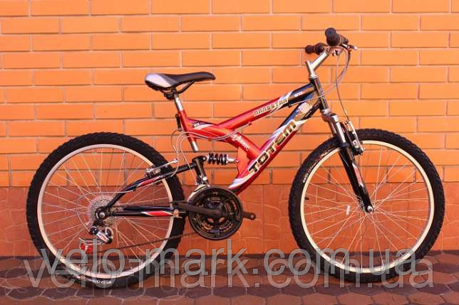 Велосипед подростковый Totem Marsstar 24 AMT