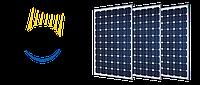 Сонячні батареї (панелі)  SolarWorld (Німеччина) 320 Вт Mono