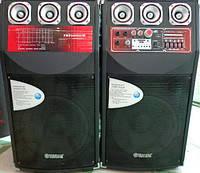 Профессиональные колонки Yamaha YM-312, напольные колонки yamaha, музыкальные мощные колонки