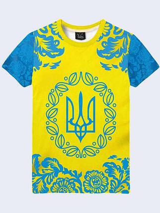Футболка Украинская Символика, фото 2