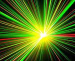 Лазер, лазерная цветомузыка (lazer show)