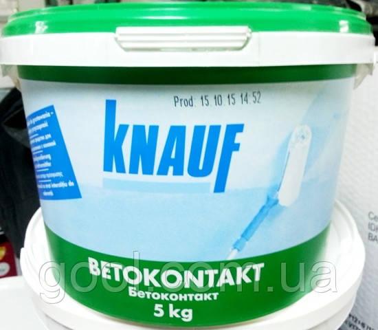 Бетоноконтакт knauf новые краски для потолка