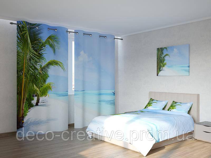 Фотокомплект райский пляж