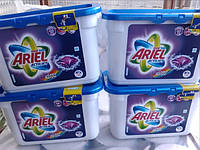 Капсулы Ariel Active Gel Color&Style (15шт)