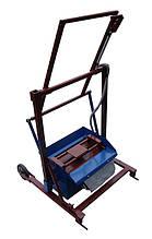 Віброверстат для виробництва шлакоблоків «ВУС-1 універсал квадратні порожнечі»