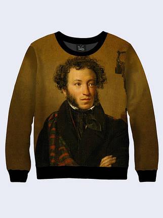 Свитшот Пушкин Портрет, фото 2