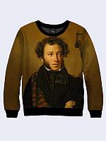 Свитшот Пушкин портрет