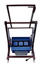 Віброверстат для виробництва шлакоблоків «ВУС-1УКВ»