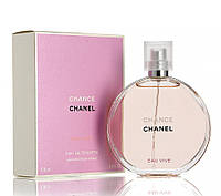 Женская туалетная вода    Chanel Chance Eau Vive,Голландская лицензия ! , фото 1