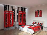 Фотокомплект  телефонные будки в лондоне