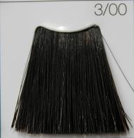 C:EHKO COLOR EXPLOSION Крем-краска для волос 60 мл 3/00 ТЕМНО-КОРИЧНЕВЫЙ ++ (СЕДИНА)