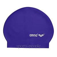 Шапочка для плавания Arena Soft, латекс, разн. цвета, фото 1