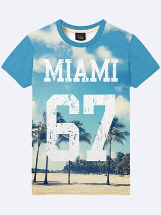 Футболка Америка Майами, фото 2