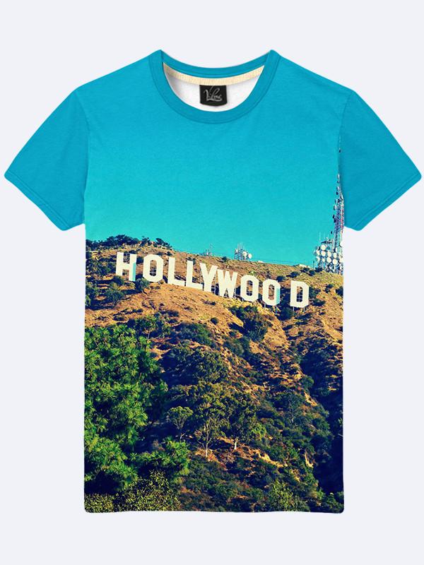 Футболка Голливуд Лос-Анджелес