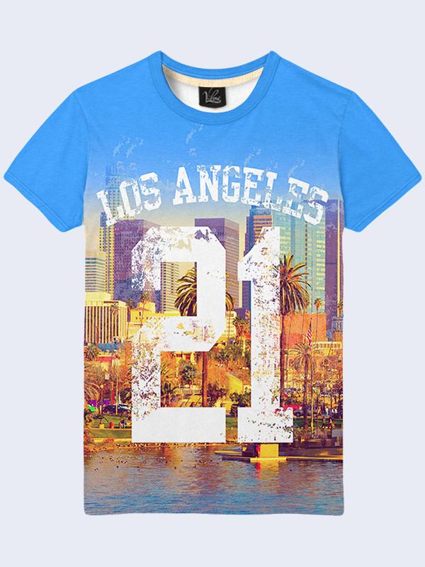 Футболка Америка Лос-Анджелес