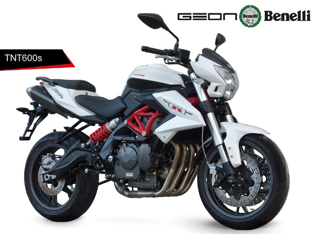 Мотоциклы Geon-Benelli