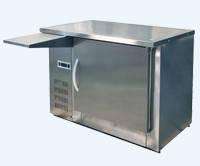 Холодильный прилавок для продажи рыбы и мяса на рынках