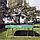 Батут BERG EazyStore 220x330 квадратный , фото 2